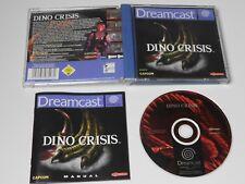 Dino Crisis für Sega Dreamcast * PAL *