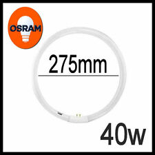 NEW!! OSRAM 40W T5 275mm Circular Fluorescent Globe - Cool White GZ10q Base BNIB