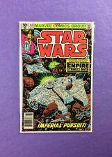 Star Wars #41 (1980): 1st Comic Book Appearance of Yoda!  Newstand!