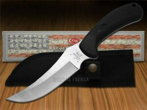Case xx Ridgeback Fixed Blade Knife Full Tang Lightweight Black 00362