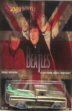 Hot Wheels a Medida '62 Chevy The Beatles Real Riders Edición Limitada