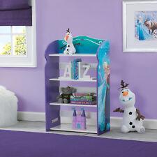 Frozen Bookshelf Made of Engineered Wood Storage Nursery Room Furniture New