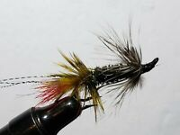 FLY-FISHING-FLIES (** SOUTH PARK TROUT SLAYER  ** ) ** 2 FLIES * SIZE 10 *