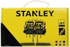 Stanley Stht0-62143 Set Giraviti inserti e chiavi a bussola 57 Pezzistht0-62143