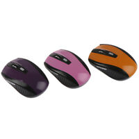 2.4GHz Wireless Optical Mouse Mice & USB Receiver For PC Laptop Computer y1OIN_N