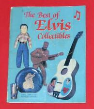 """""""Best of Elvis Collectables"""" 1st Edition 1992 8x10 Soft Bound 123 pages Awesome"""