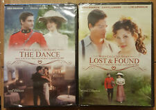 When Calls the Heart: Lost & Found & The Dance (BRAND NEW 2 MOVIES) FREE SHIP