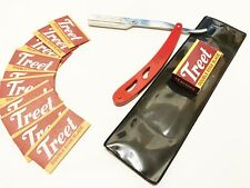 PROFESSIONAL BARBER  CUT THROAT SALON SHAVING RAZOR SHAVETTE RASOI+Blade