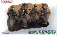 Dragon 1/35 3021 German Paratroopers (World's Elite Force Series) (4 Figures)