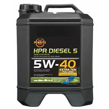 PENRITE SEMI Synthetic HPR DIESEL 5 5W-40 10 Litre