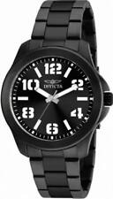 Invicta Specialty 21399 Men's Round Black & White Analog Stainless Steel Watch