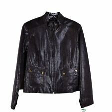 Petite Leather Coats & Jackets for Women