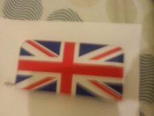UNION JACK  LADIES SPECIAL Leather Wallet / Credit card Holder With Handle