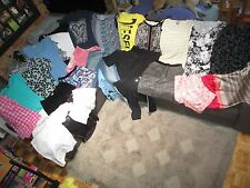 Bulk Lot Women's 8/X-Small summer clothes: GAP/Diesel/TEMT/Roxy/Forever 21/Puma
