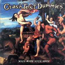 Crash Test Dummies CD Single Mmm Mmm Mmm Mmm - France (EX/EX+)