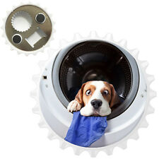 Washing Machine Beagle Dog - Funny Bottle Opener Fridge Magnet