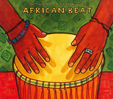 V.A.-AFRICAN BEAT-IMPORT CD WITH JAPAN OBI D99