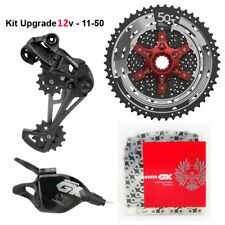 Kit UPGRADE EAGLE GX 12V SRAM Pignone 11-50 sunrace cambio - comando - catena gx