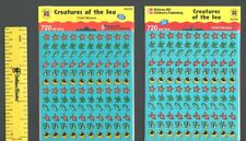 1440 Sea Creatures Little Chart Stickers Rewards Incentives Supplies Teaching