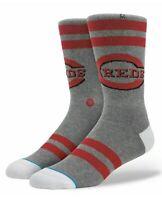 Cincinnati Reds Wade Miley Baseball Collection Stance Socks MLB New Fast Ship