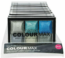 Technic Eyeshadow Palette - Rolling In It Colourmax  - Eyes Shimmer