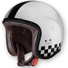 Caberg Freeride Indy Open Face Motorbike Motorcycle Helmet White Black XS