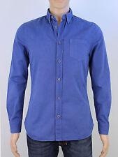 River Island Men's No Pattern Casual Shirts & Tops
