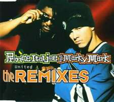 Prince Ital Joe Feat. Marky Mark - United (The Remixes) (CD, CD