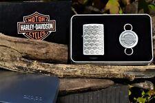 Zippo Harley Davidson - H-D Multi Logo Lighter Key Ring - HD362 - 200HD H280