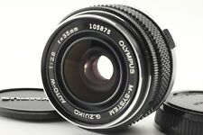 【Near Mint】Olympus M-SYSTEM G.ZUIKO AUTO-W 35mm f2.8 lens from Japan 0636
