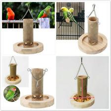 Treat Box Bird Feeder Bird Cage Feeder Bamboo Tube Feeding Cup Feeding Box Cf