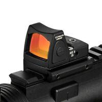 Mini RMR Collimator Glock/Handgun Reflex Red Dot Sight with 20mm Rail