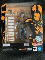 SH Figuarts - DragonBall - Android 17 - Event Exclusive Color Edition