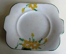 Tableware Unmarked Art Deco Date-Lined Ceramics (1920-1939)