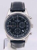 Watch Mondia Swiss Chrono Glass Sapphire So-6716-bk/490 on sale New