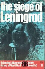 BALLANTINE SIEGE OF LENINGRAD WW2 RUSSIAN RED ARMY LAKE LADOGA FINLAND