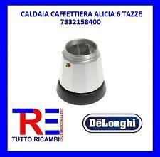 CALDAIA CAFFETTIERA ALICIA 6 TAZZE DE LONGHI 7332158400