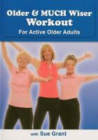 Older & Much Wiser Workout for Active Older Adults (DVD)