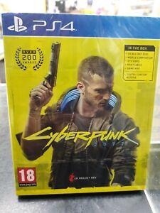 Cyberpunk 2077 PS4 NEW & SEALED