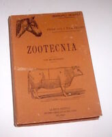 Manuali Hoepli - Tampelini Zootecnia - 1^ ed. 1895