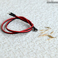 20 x extending wires with Connector for HO N gauge street light Lamp posts #2P