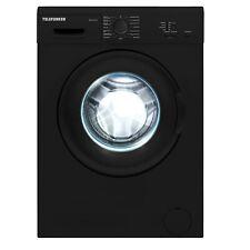 Telefunken W-01-51-B Waschmaschine Frontlader / 5 kg / 1000 U/Min /Schwarz