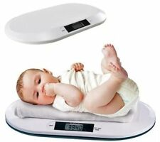 20kg Electronic Baby Weighing Scales Infant Pet Bathroom Toddler Body Digital