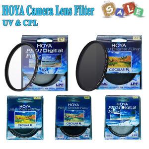 HOYA PRO1D Circular Polarising Slim Filter PL-CIR CPL 52/55/58/62/67/72/77/82 mm