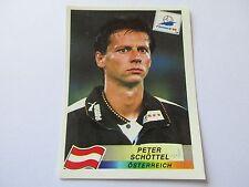 Sticker PANINI World Cup FRANCE 98 N°143 Osterreich Autriche Peter Schottel