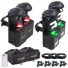 American Dj inno Bolsillo Roll & Scan Paquete Barril escáner efecto de iluminación