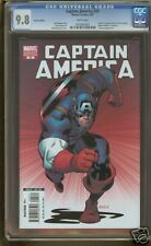 Captain America Vol. 3 , # 25  Mar. 2007 CGC 9.8