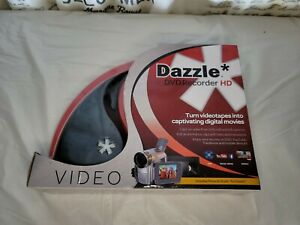 Pinnacle Dazzle DVD Recorder HD | Video Capture Device + Video Editing Softwa...