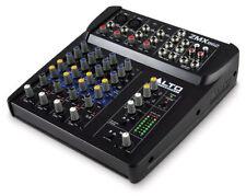 Mezcladores para DJ y espectáculos 6 canales