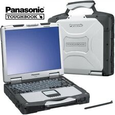 Panasonic Toughbook CF-30 Tactile et Ultra Solide Windows 7 Diagnostique auto